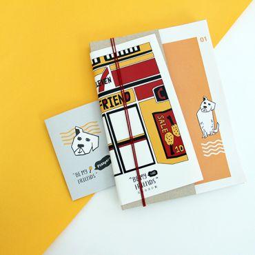 【浪浪365】 浪浪 ‧ 創作隨身書 / 全套12冊