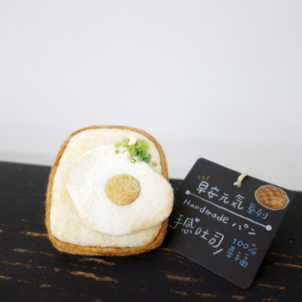 3 . 7 起【針氈】獅子先生的健康烘培坊
